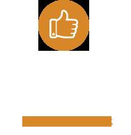 Tilfredse kunder fortæller om Fredensborg Tagdækning